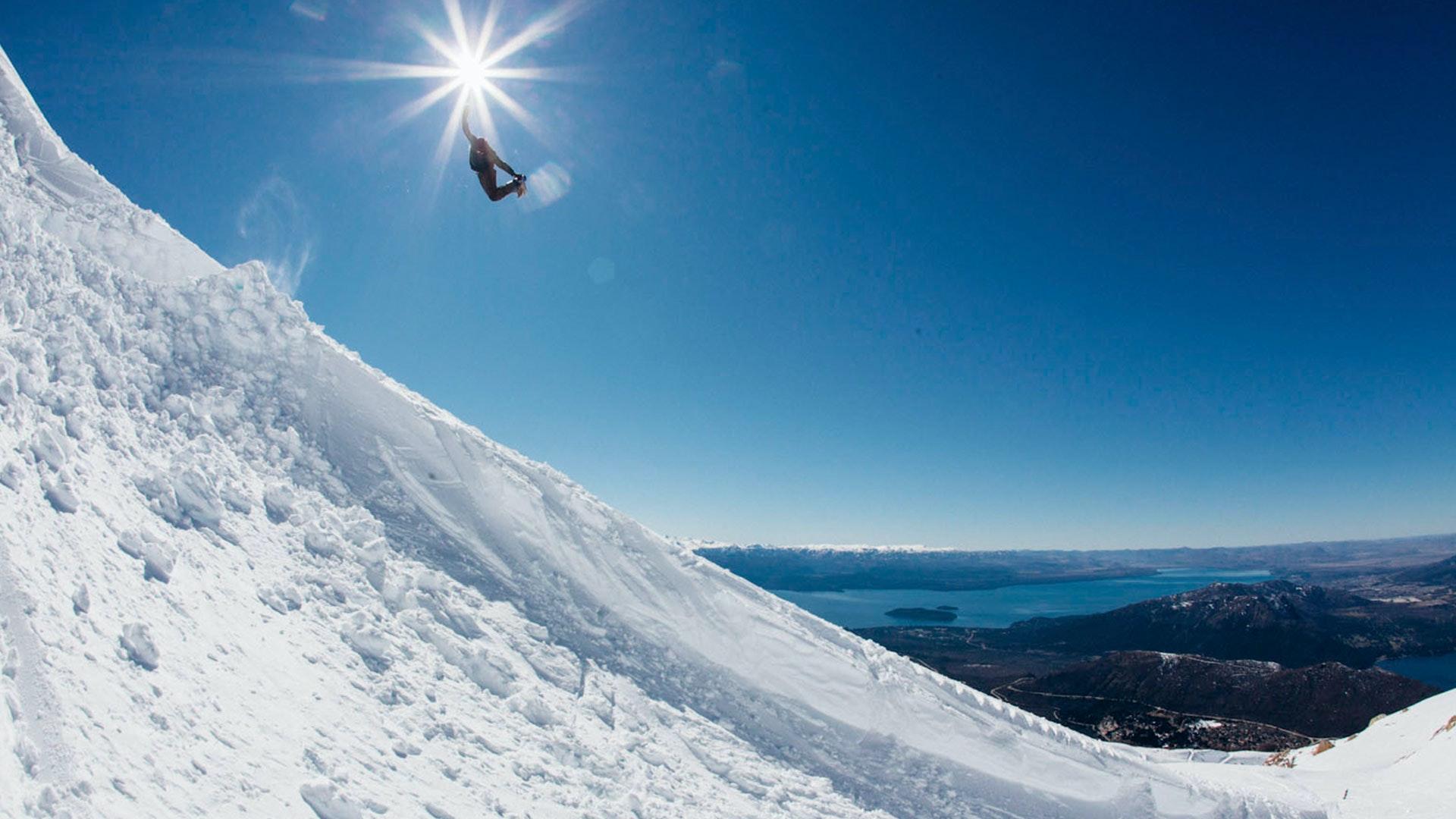 Snowboard Wallpaper Arthur Longo In Argentina Wh