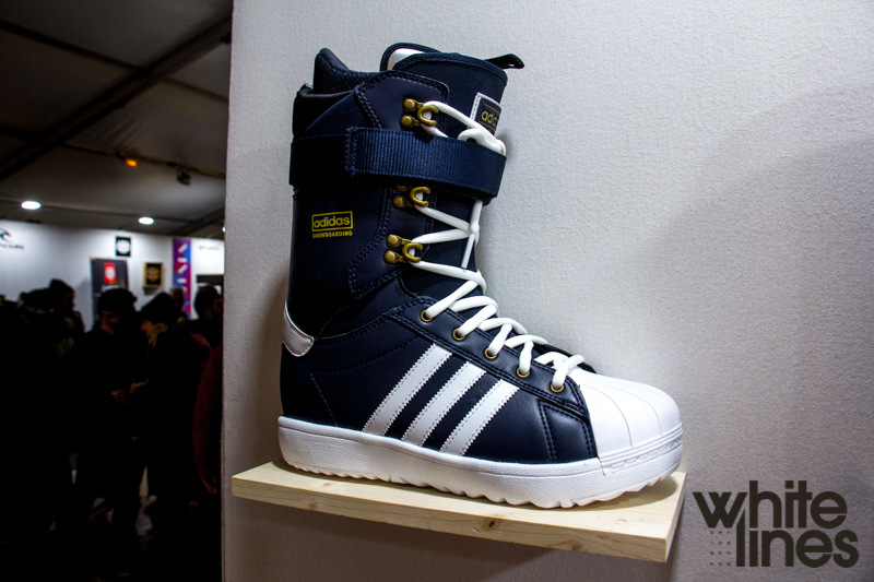 adidas Superstar ADV Navy Snowboard Boots 2019 | Zumiez