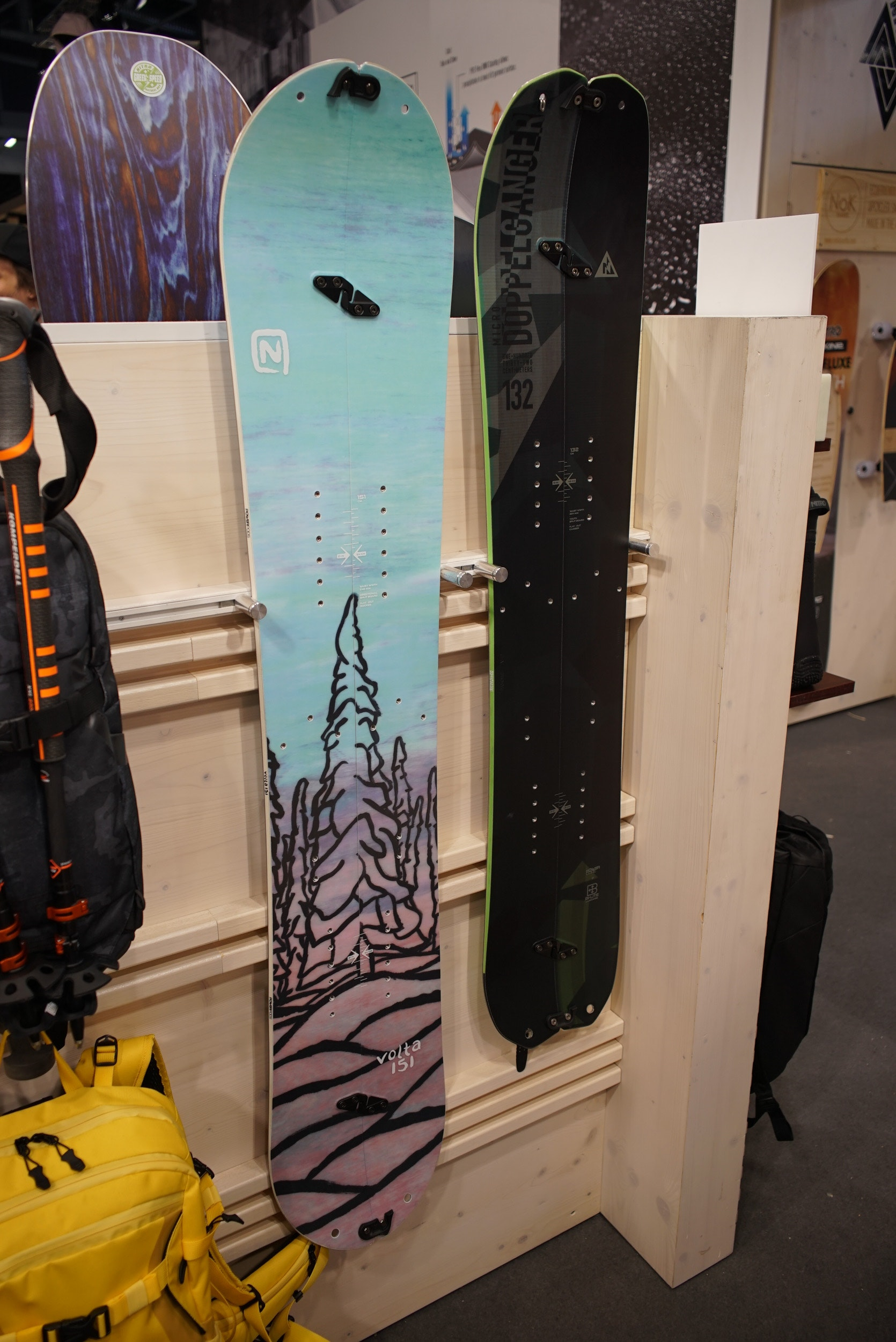 Nitro Snowboards Herren Rambler 21 All Mountain Freestyle Snowboardbindung