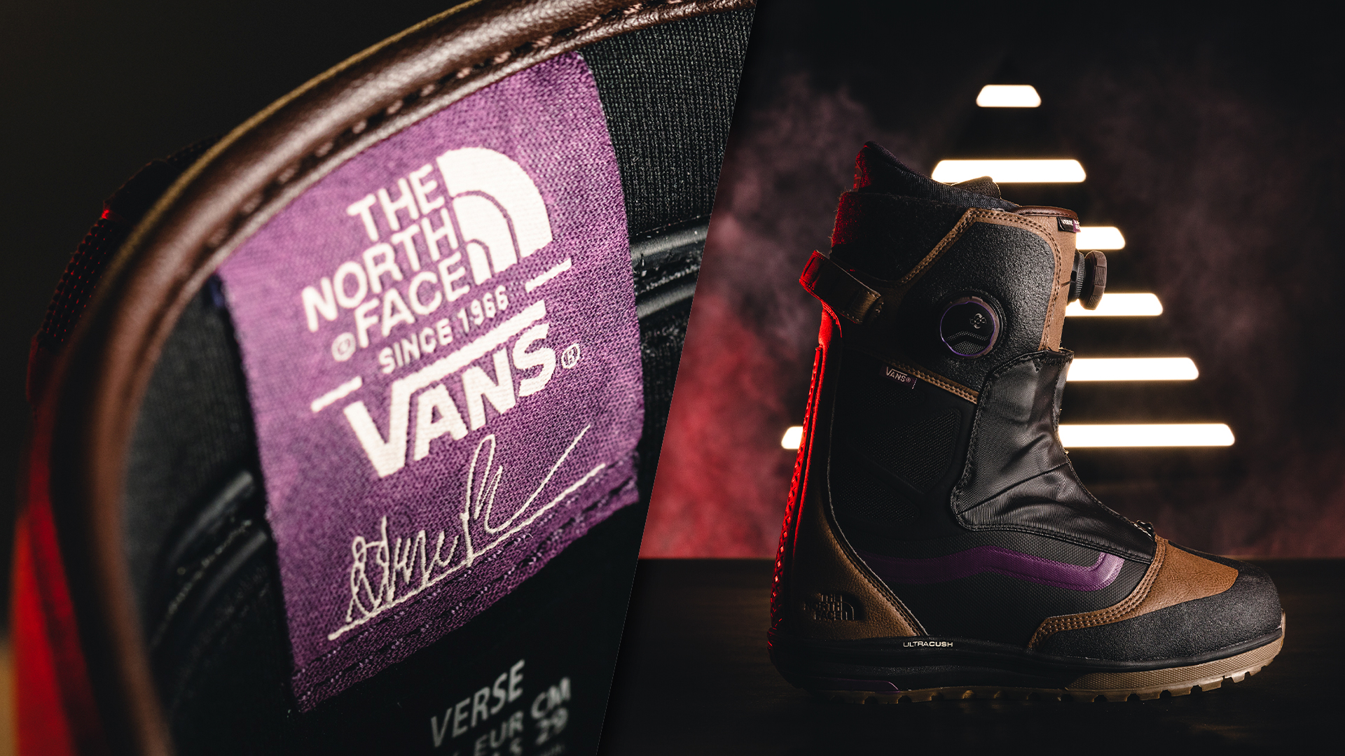 vans north face boots