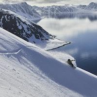 Antti Autti, Svalbard, 2018.