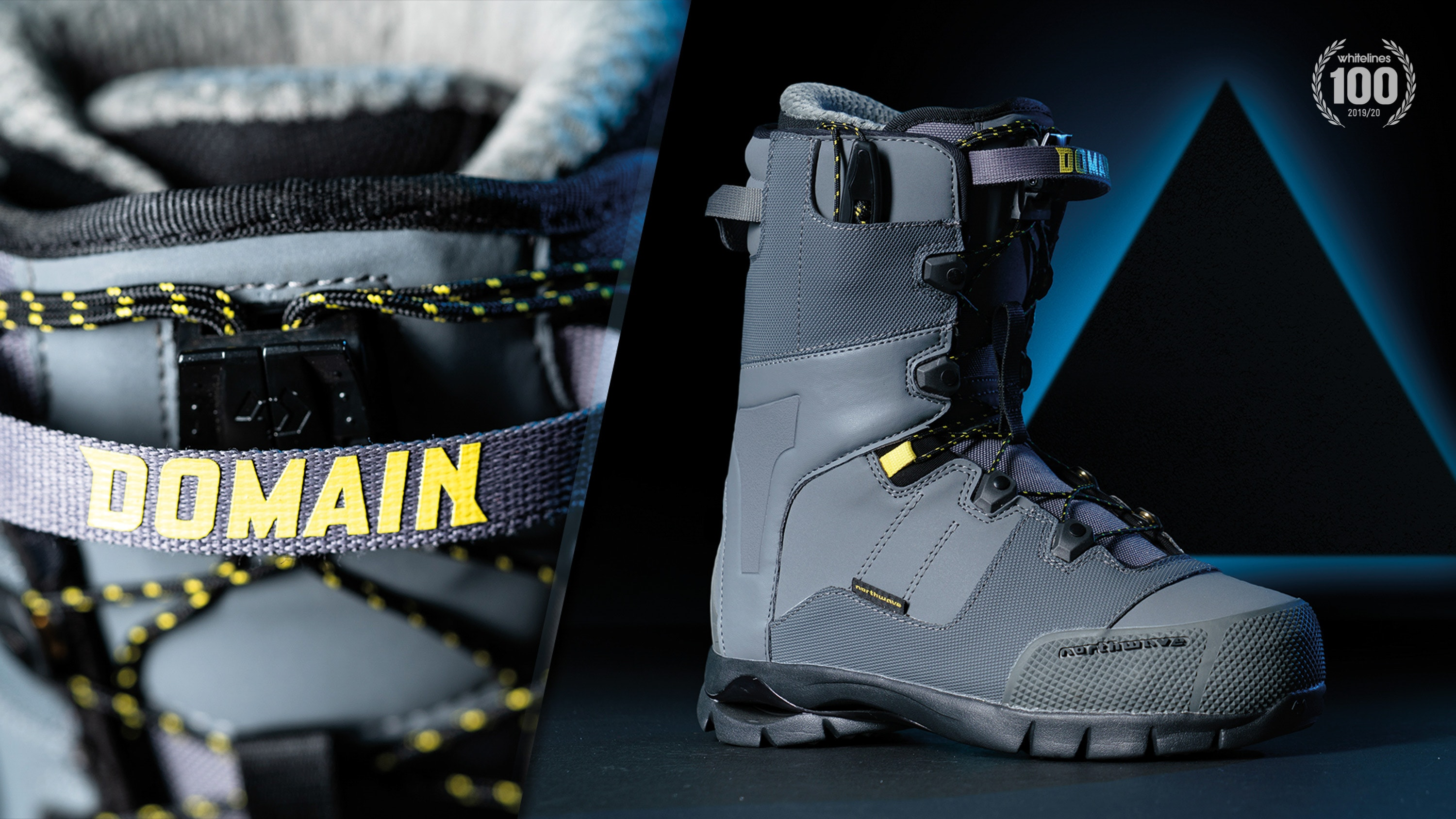 Northwave Domain 2019 2020 Snowboard Boots Review
