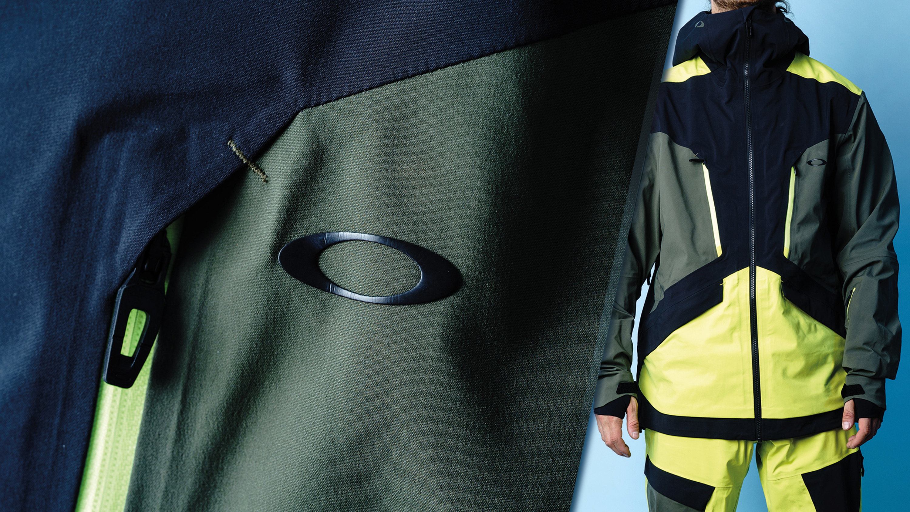 Hit The Slopes With Oakley Anorak This