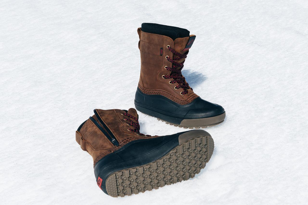 Standard V and Standard Zip Snow