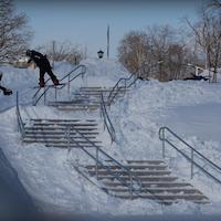 Rome Snowboards Minnesota Madness