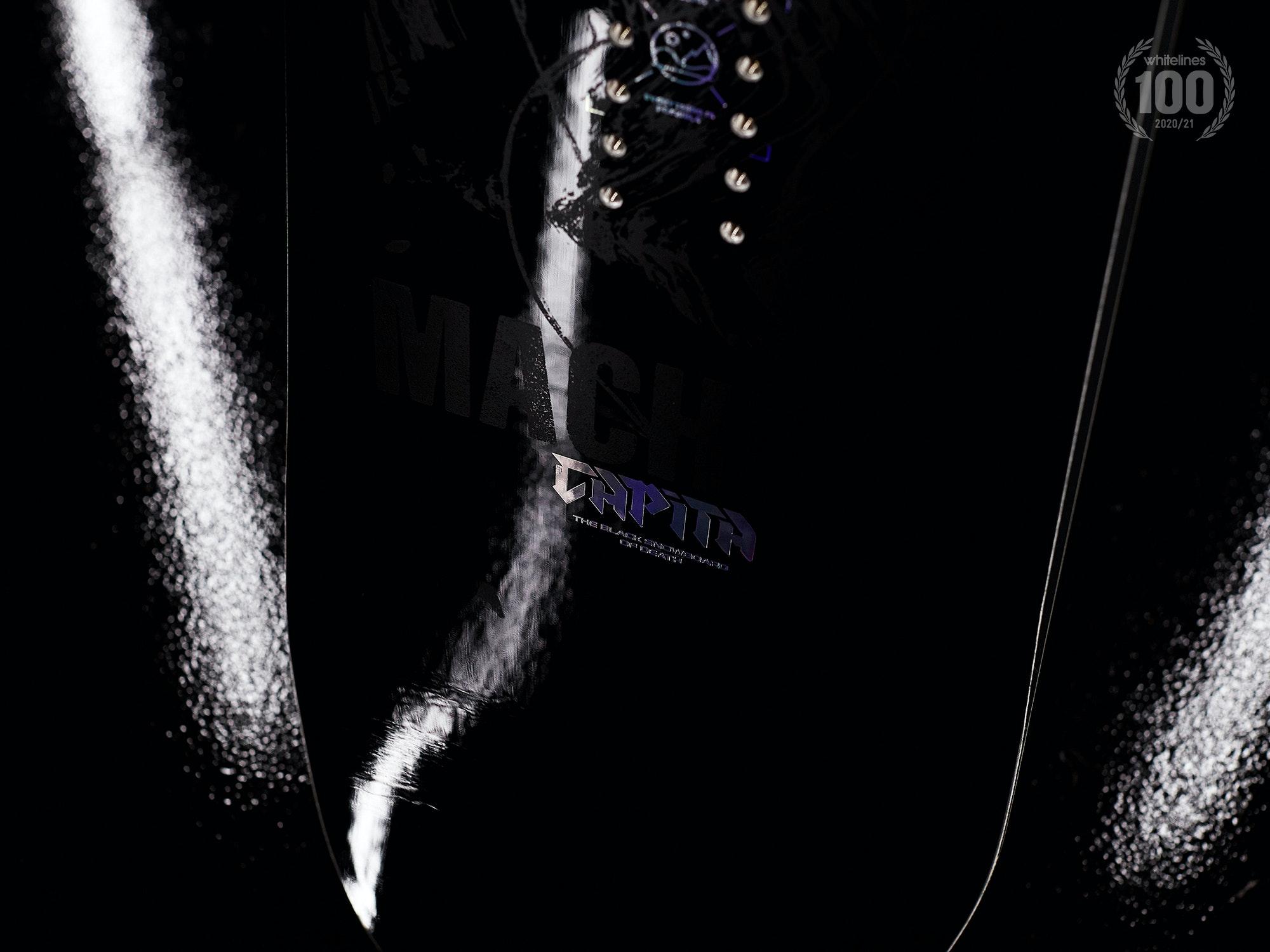 CAPiTA The Black Snowboard of Death 2020-2021 Snowbo...