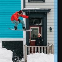 Burton One World Snowboard Film