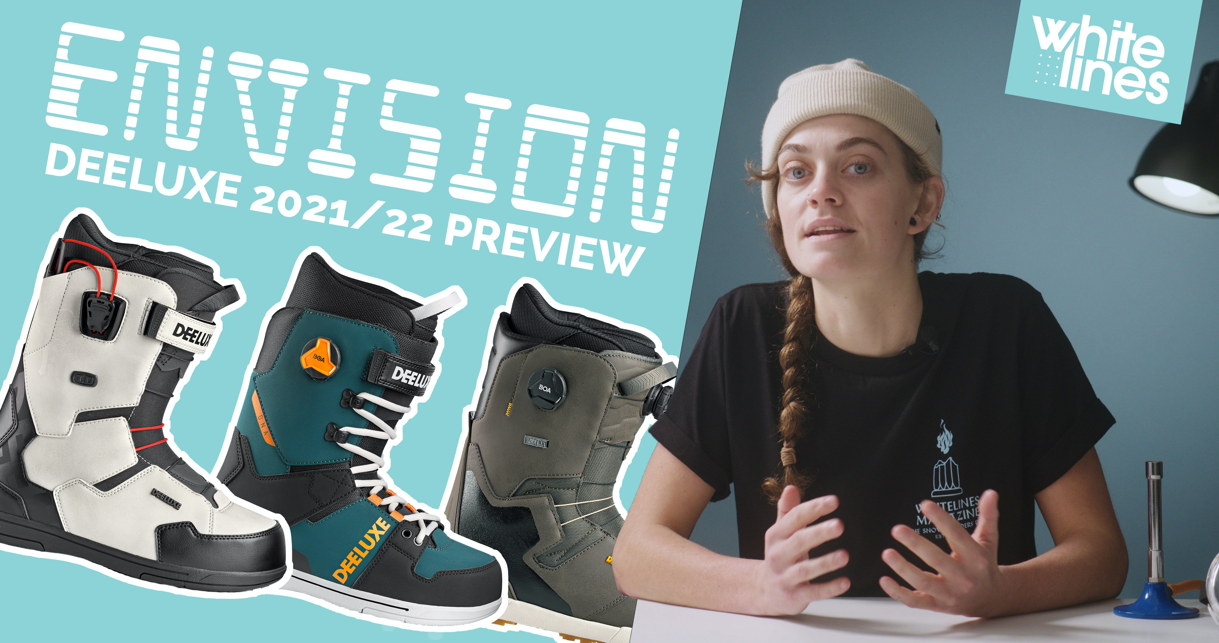 Deeluxe Snowboard Boots | 2021-22 Snowboard Gear Preview
