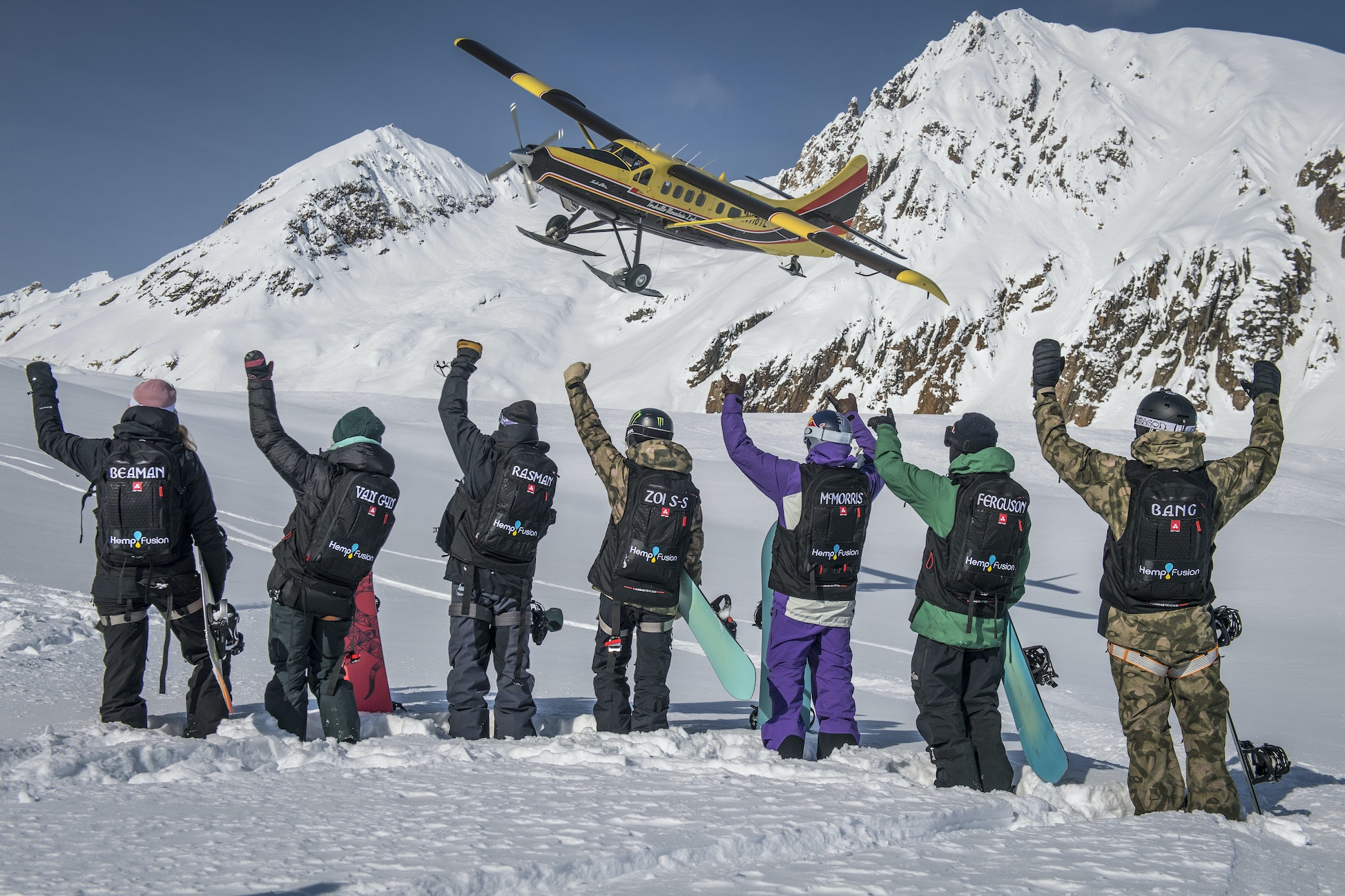WATCH: The Natural Selection Tour Finals In Alaska