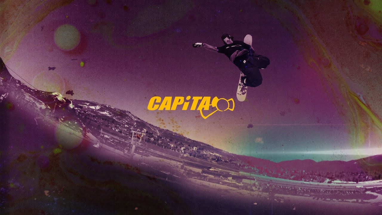 WATCH: CAPiTA Team Mixin' It Up In Park City